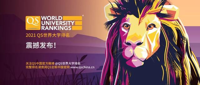 2021QS世界大学排名发布,中国三所顶尖大学首获最高排位