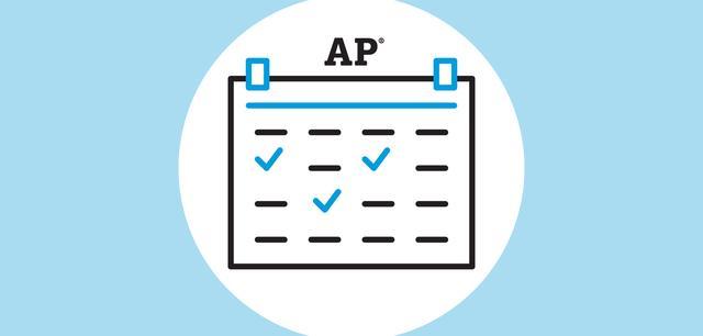 全球统一,在家线上开卷考AP
