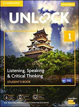 unlock教材