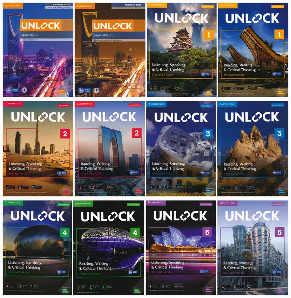 unlock教材适合几年级的孩子,unlock教材真的好用吗?
